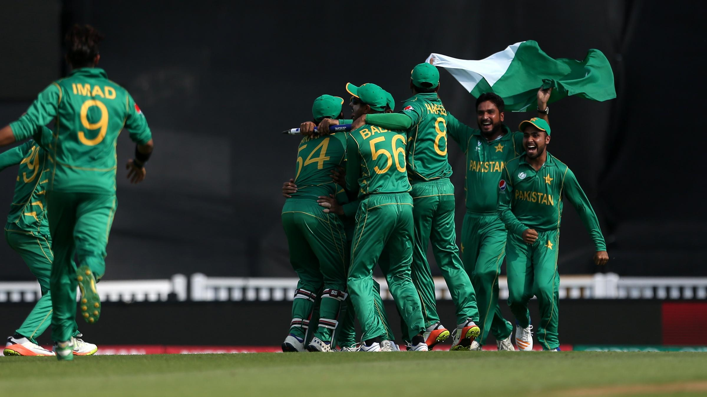 Pakistan destroy arch-rivals India to claim Champions Trophy